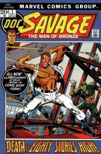 doc-savage-1-197x300 Comics to Avoid: The Fatal Five