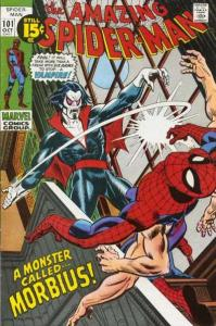 morbius-199x300 70s Spider-Man and All That Entails