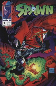 spawn-1-195x300 Marvel Comics: The Top Five Actively Sold Comic Books