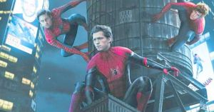 spidery-300x157 Spider-Man 3: Back to the past and future!