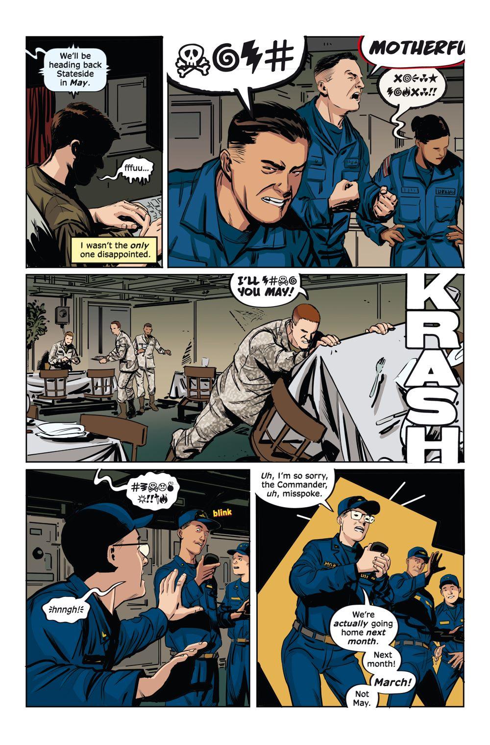 044e08ee-edf2-4aca-a989-7e5d659dae7a TRUE WAR STORIES to debut in comic shops on November 25