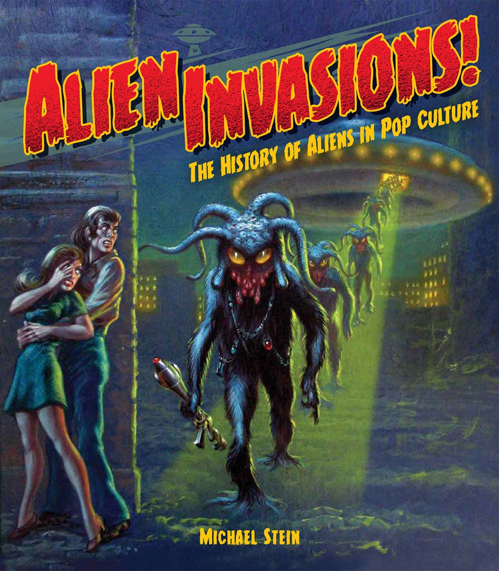 AlienInvasions_CVR_PRH ComicList: IDW Publishing New Releases for 11/25/2020