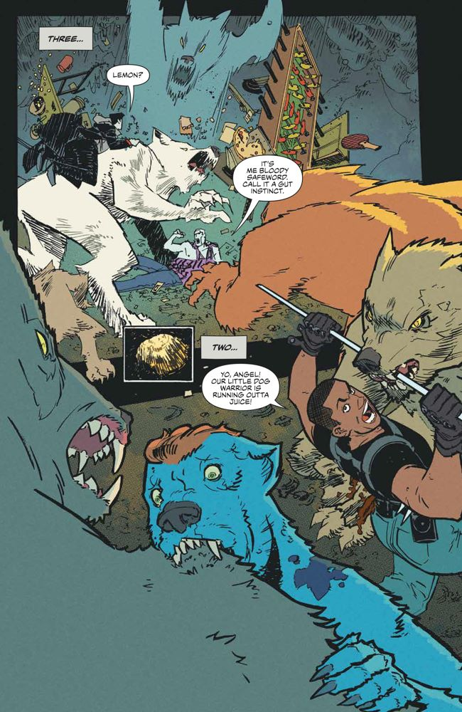 Angel_016_PRESS_4 ComicList Previews: ANGEL AND SPIKE #16