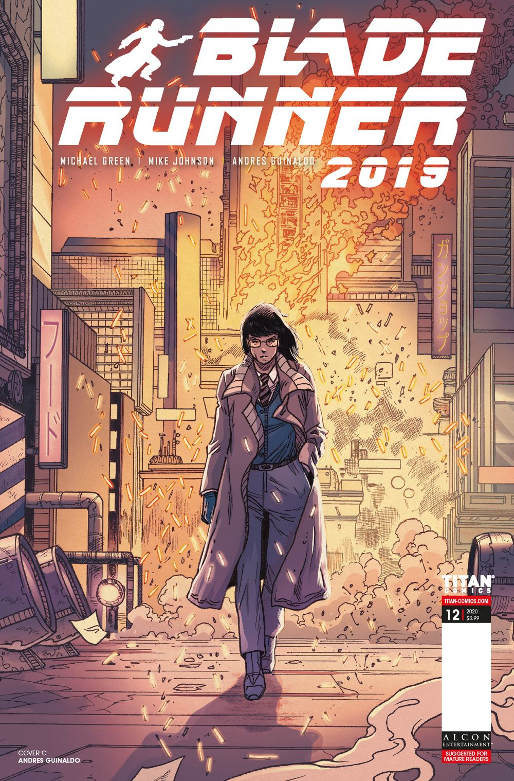BR12_00_Cover_C ComicList Previews: BLADE RUNNER 2019 #12