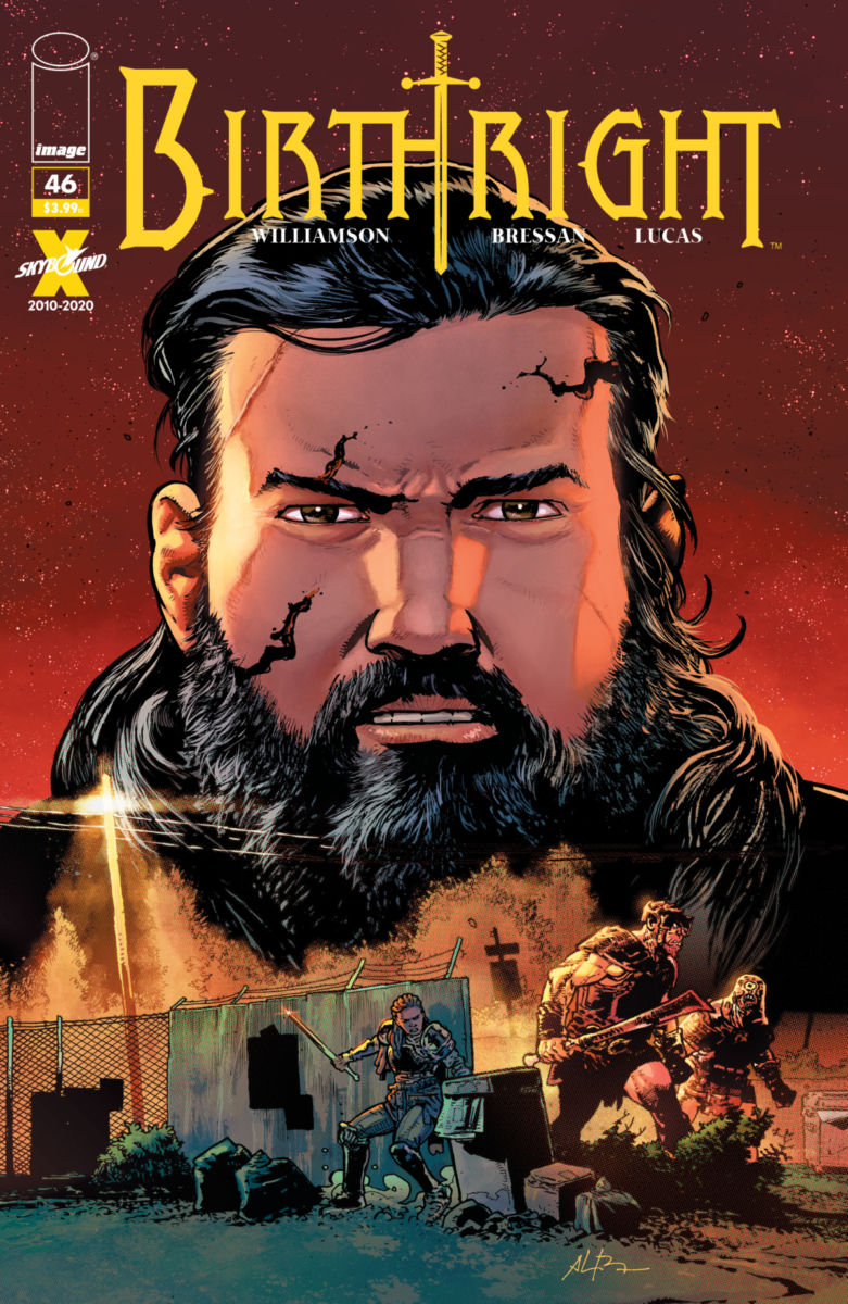 Birthright46_Cover_c6815a0147f8285e3b5042ebb3626151 BIRTHRIGHT #46 to deliver final story arc