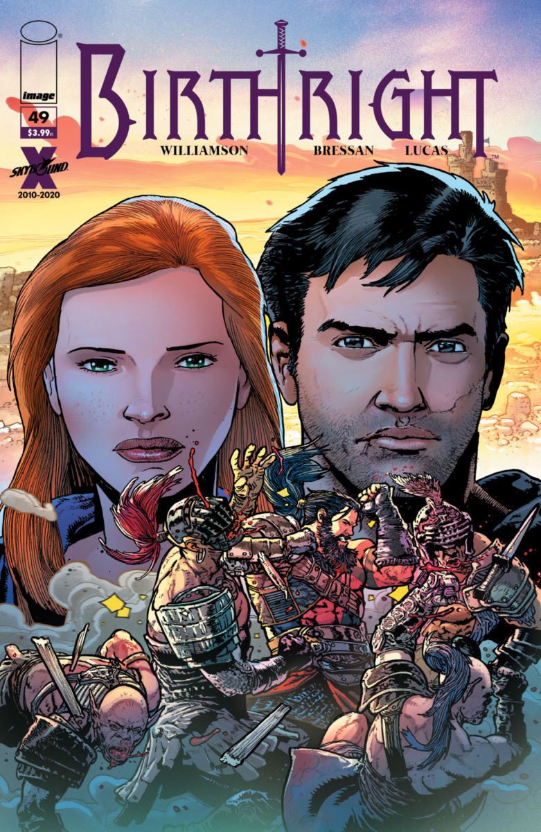 Birthright49_Cover_c6815a0147f8285e3b5042ebb3626151 BIRTHRIGHT #46 to deliver final story arc