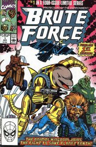 Brute-Force-1-196x300 Marvel 616 and Brute Force #1: Worth a Watch