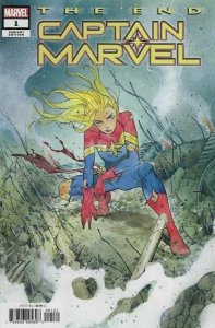 Captain-Marvel-the-End-1-variant-197x300 These Comics are on Fire! Star Wars, Batman, and more