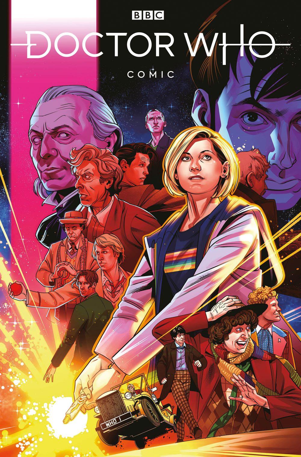 DW_1_E_STOTT_DWCD-2020-COVER ComicList: Titan Comics New Releases for 11/18/2020