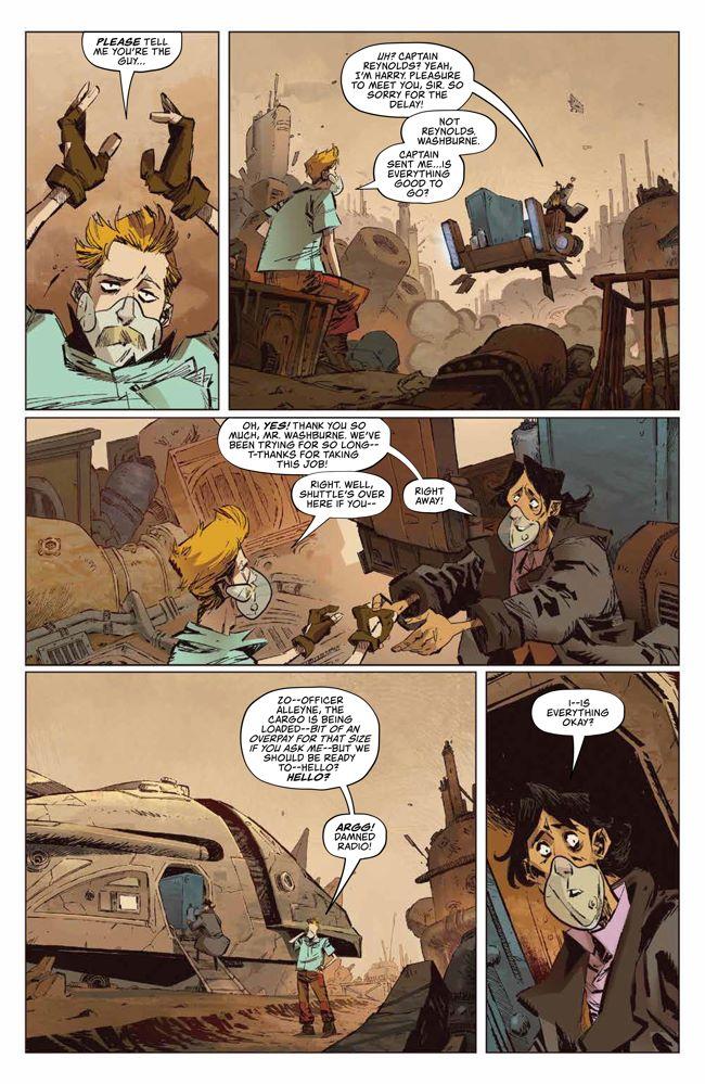 Firefly_OGN_WatchHowISoar_HC_PRESS_49 ComicList Previews: FIREFLY WATCH HOW I SOAR HC