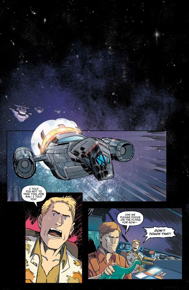 Firefly_OGN_WatchHowISoar_HC_PRESS_70 ComicList Previews: FIREFLY WATCH HOW I SOAR HC