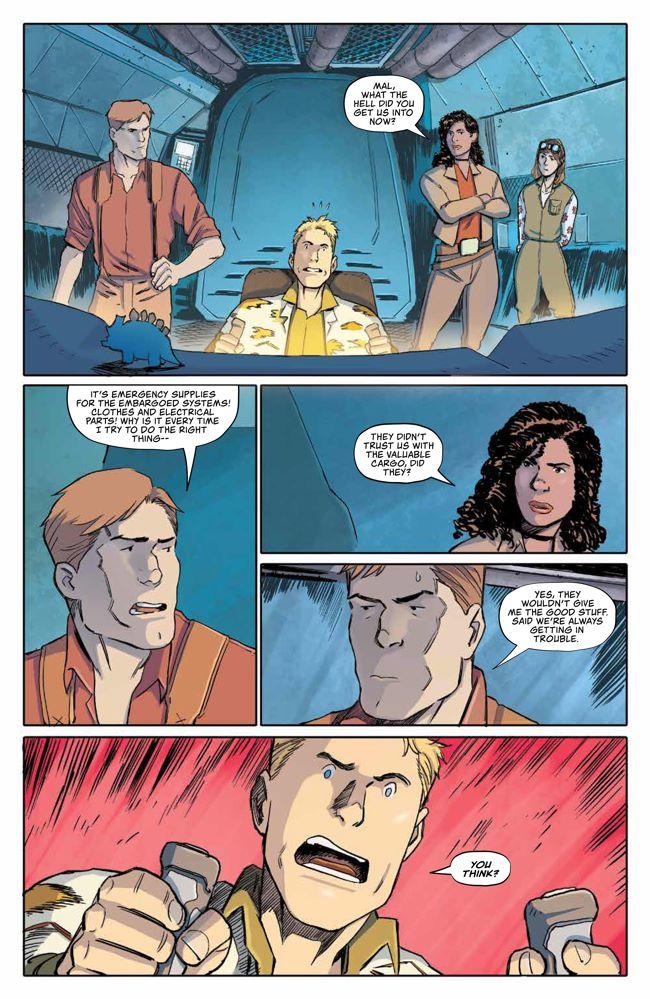 Firefly_OGN_WatchHowISoar_HC_PRESS_71 ComicList Previews: FIREFLY WATCH HOW I SOAR HC