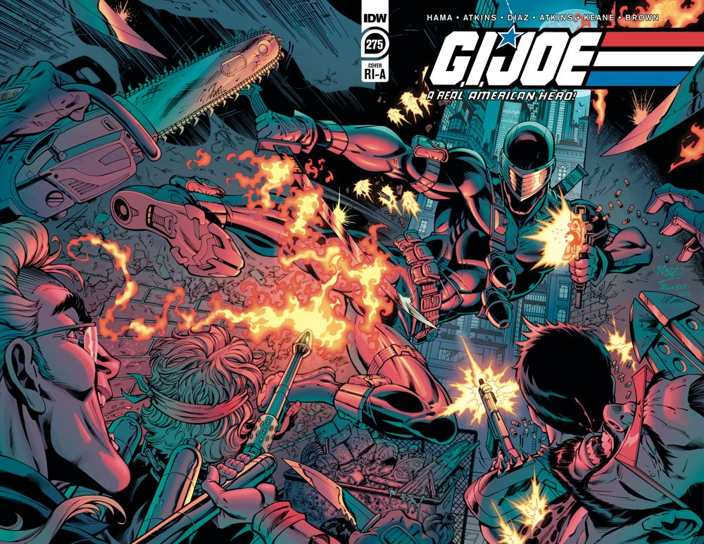 GIJoeRAH275-coverRIA ComicList: IDW Publishing New Releases for 11/18/2020