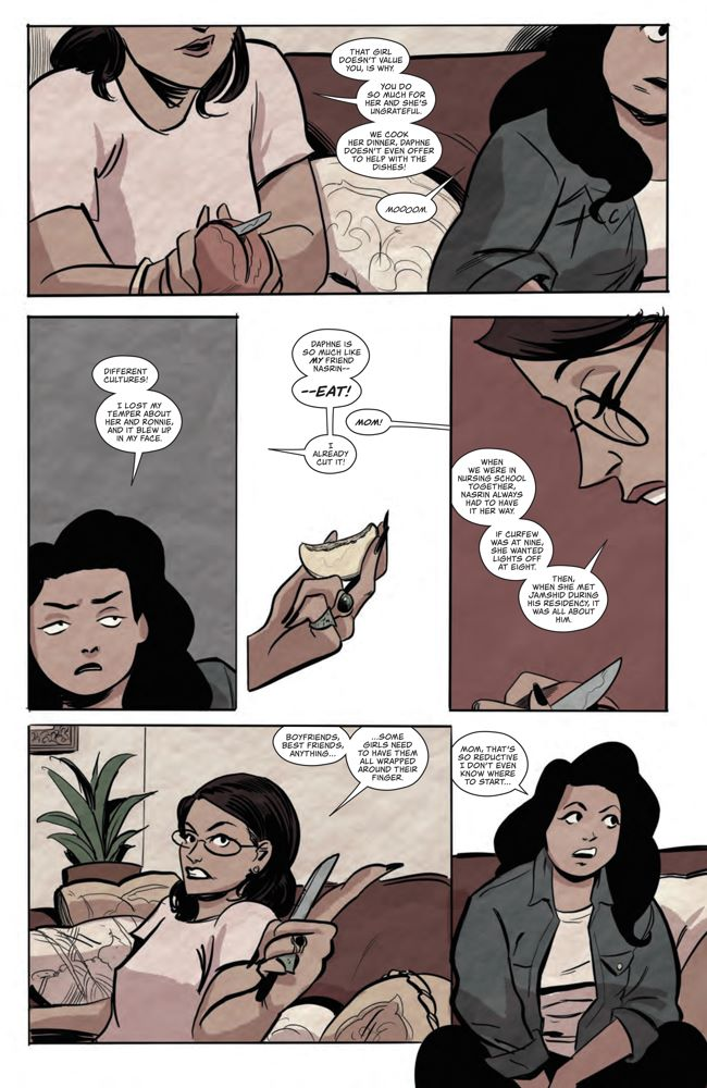 GhostedLA_v2_SC_PRESS_10 ComicList Previews: GHOSTED IN L.A. VOLUME 2 TP