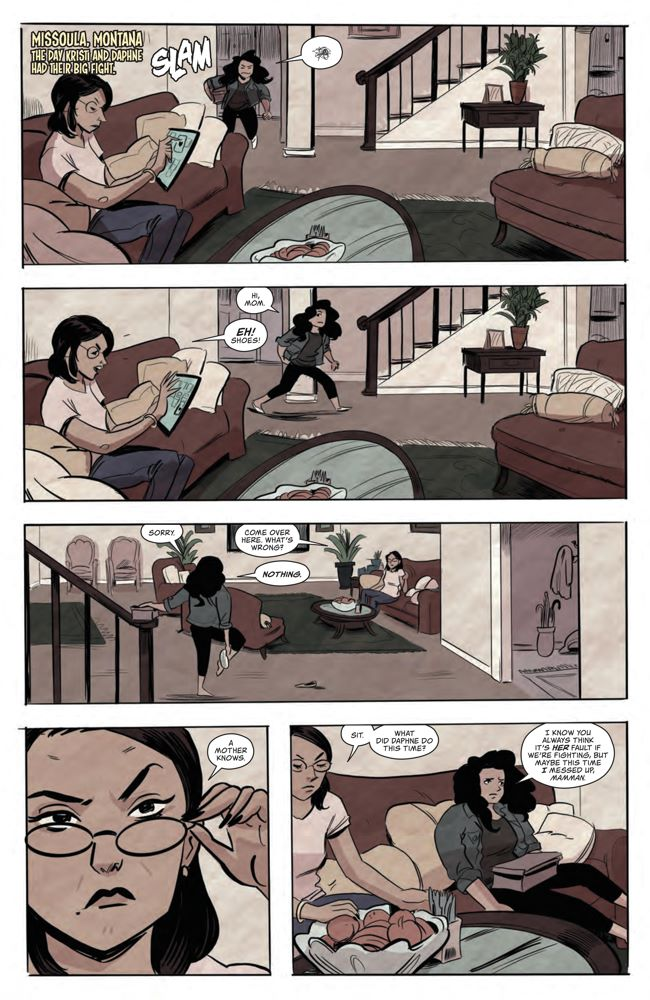 GhostedLA_v2_SC_PRESS_9 ComicList Previews: GHOSTED IN L.A. VOLUME 2 TP
