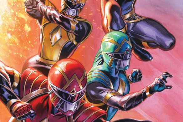 MMPR_045_Cover_Showcase_PROMO BOOM! Studios 2020 Convention Variants to be sold at comic shops