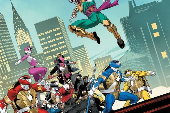 MMPR_TMNT_SC_Cover_Convention_PROMO BOOM! Studios 2020 Convention Variants to be sold at comic shops