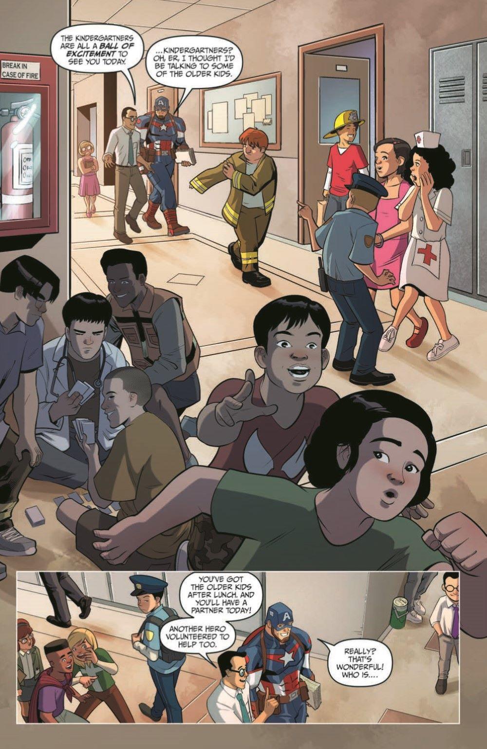 Marvel_Avengers_02_pr-4 ComicList Previews: MARVEL ACTION AVENGERS VOLUME 2 #2