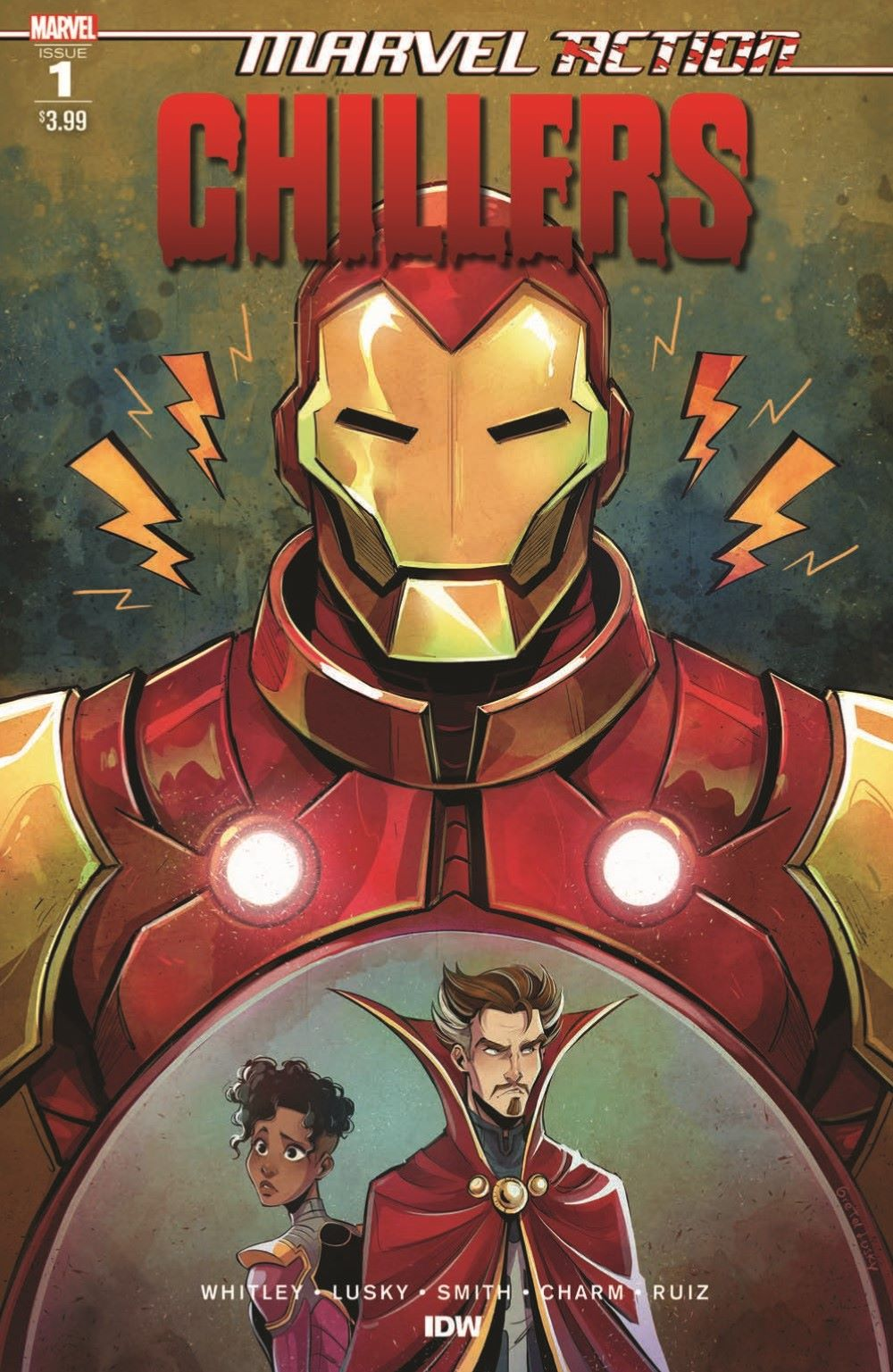Marvel_Chillers_01_pr-1 ComicList Previews: MARVEL ACTION CHILLERS #1