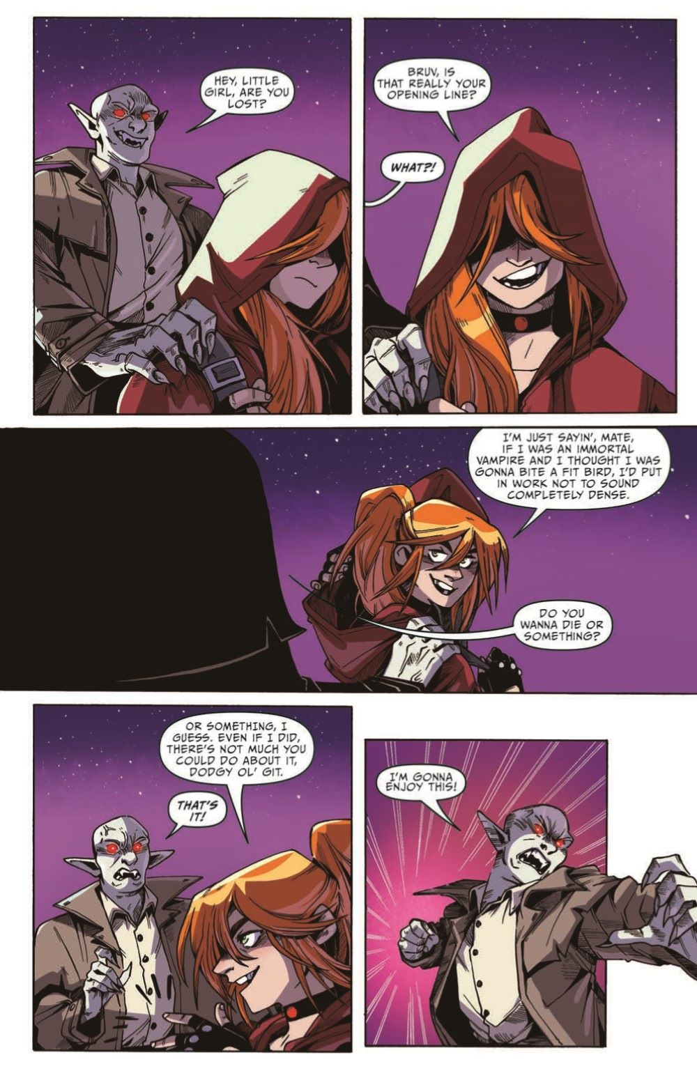 Marvel_Chillers_02-pr-7 ComicList Previews: MARVEL ACTION CHILLERS #2