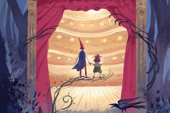 OTGW_SoulfulSymphonies_001_Cover_Convention_PROMO BOOM! Studios 2020 Convention Variants to be sold at comic shops