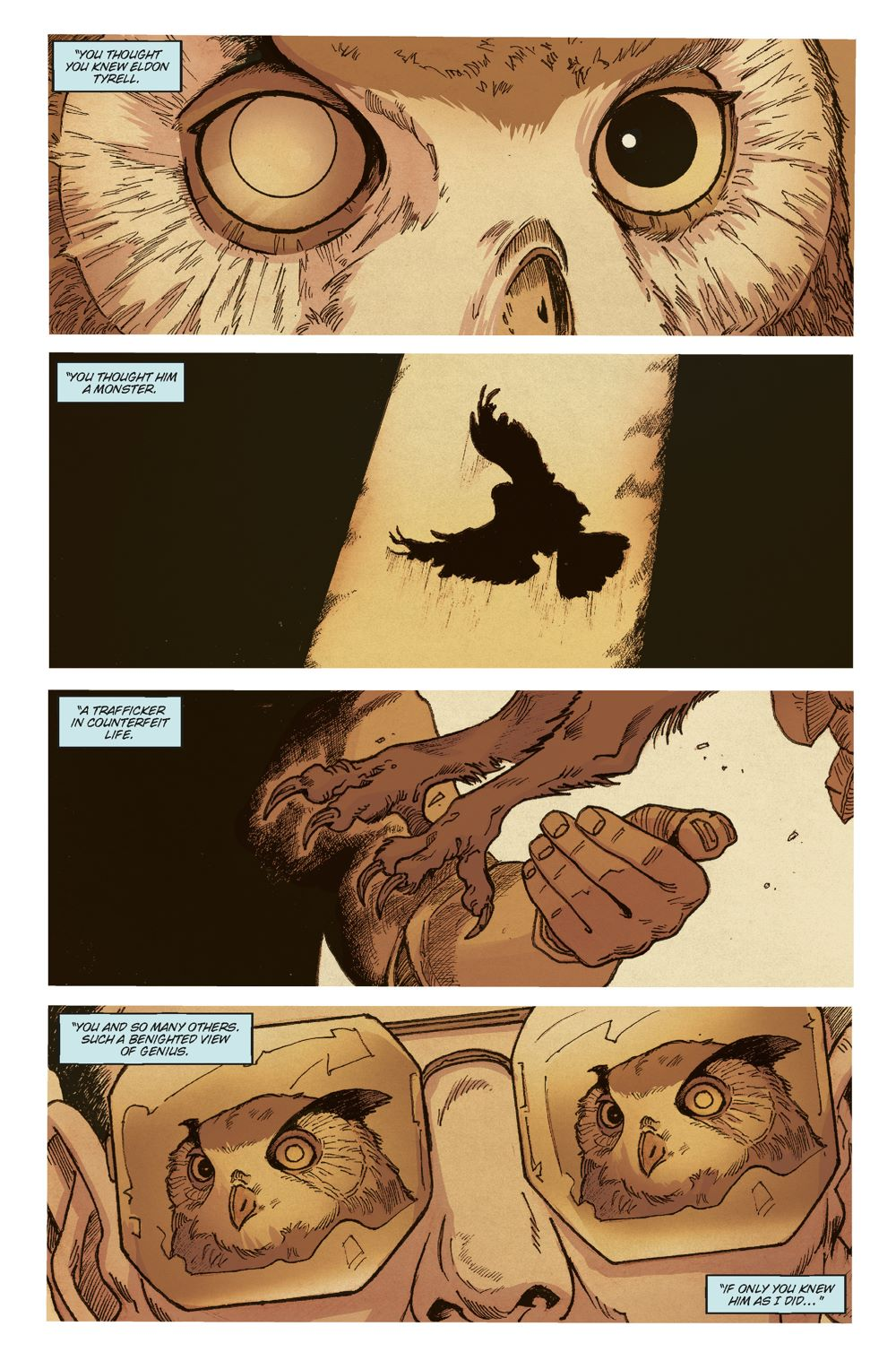 Pages-from-BR12_Page_1 ComicList Previews: BLADE RUNNER 2019 #12
