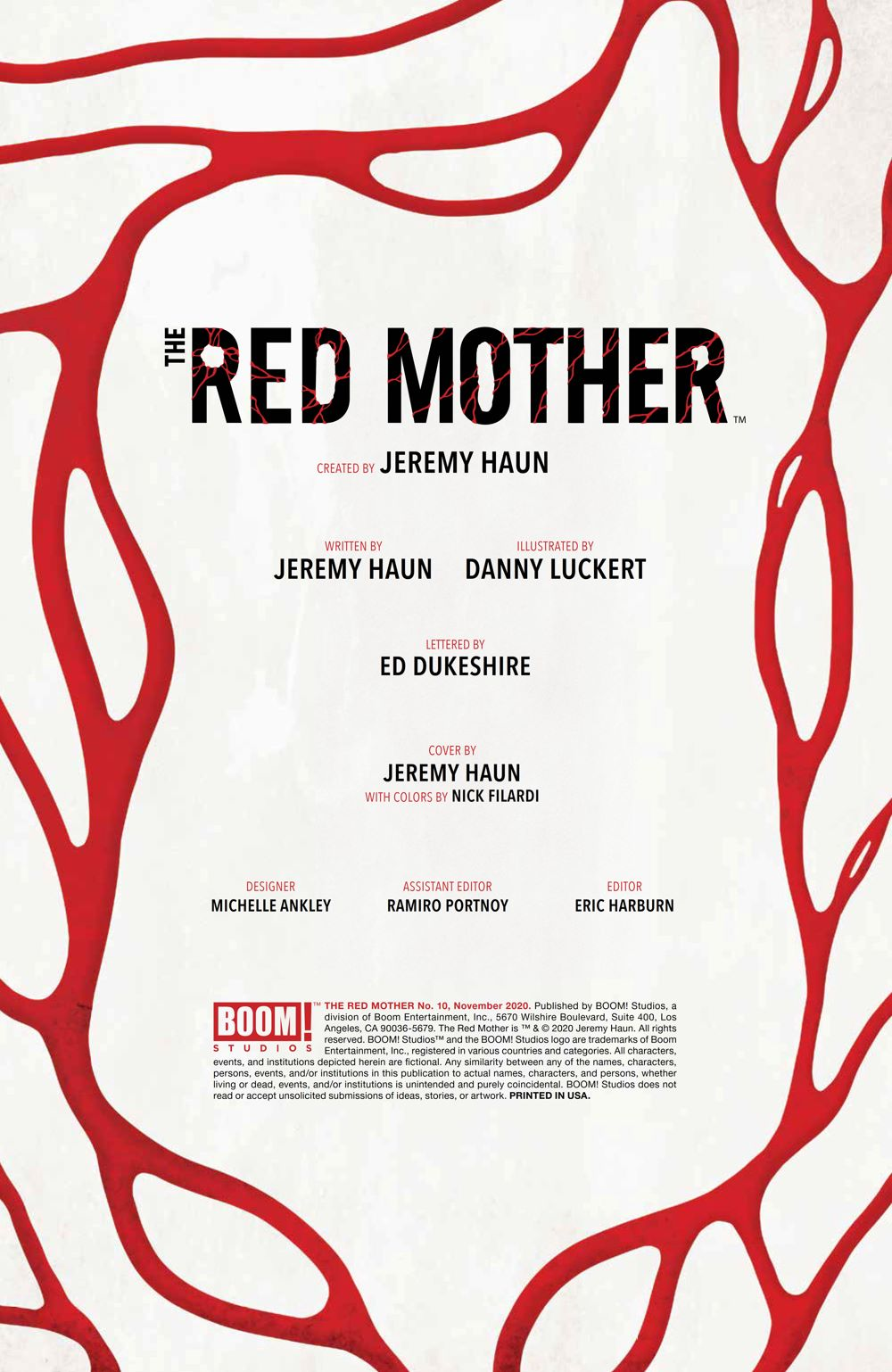 RedMother_010_PRESS_2 ComicList Previews: THE RED MOTHER #10