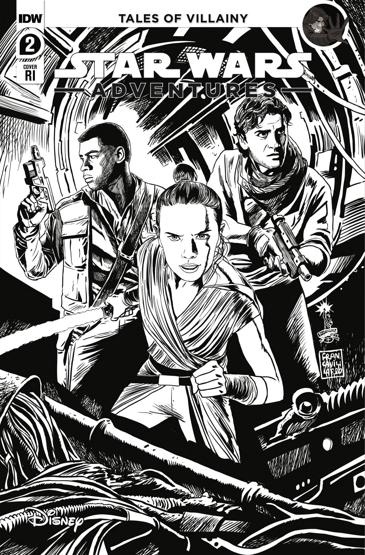 SWA-02-Cover-RI ComicList Previews: STAR WARS ADVENTURES VOLUME 2 #2