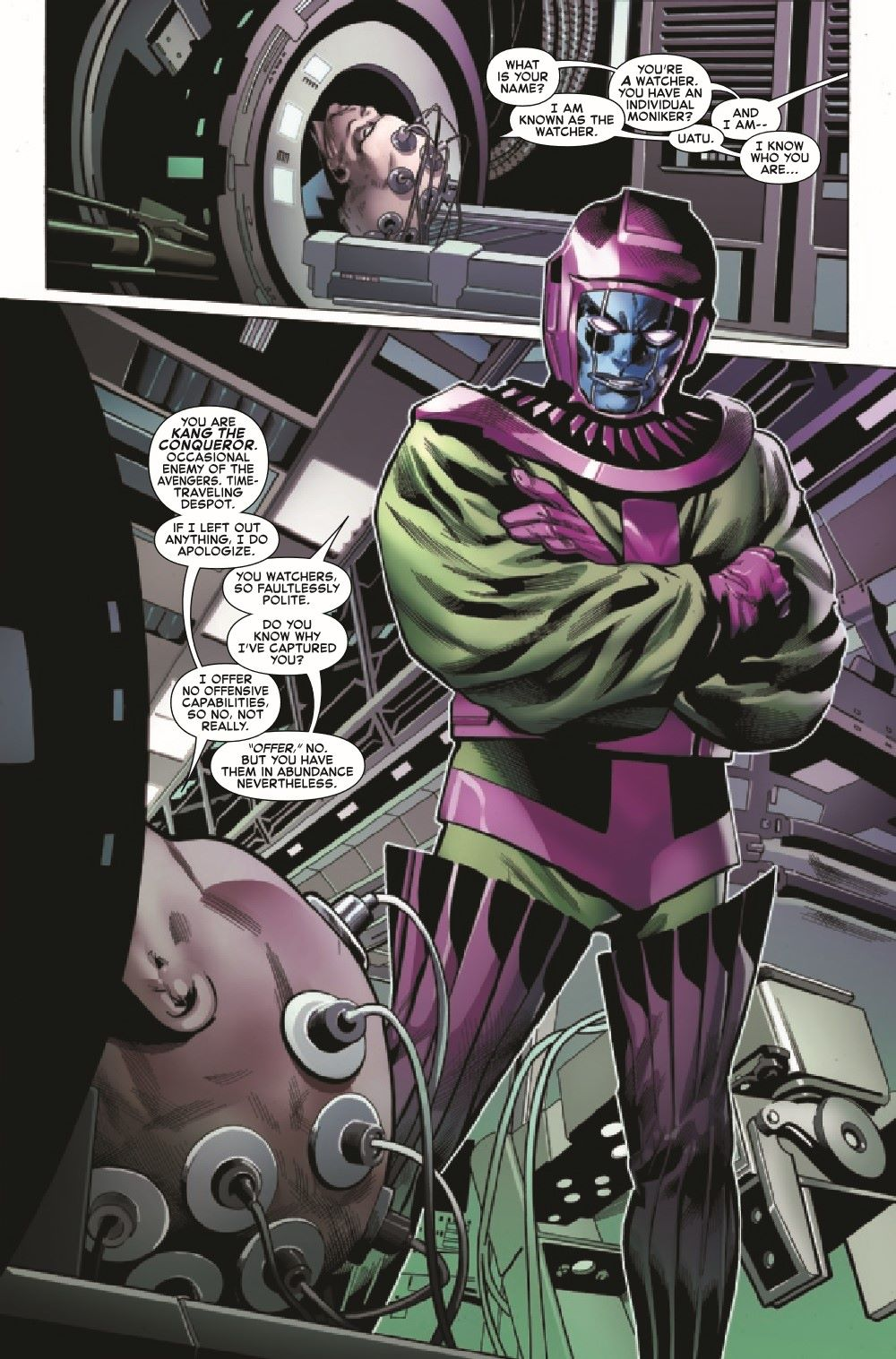 SYMBIOTESMKIB2020001_Preview-3 ComicList Previews: SYMBIOTE SPIDER-MAN KING IN BLACK #1 (OF 5)