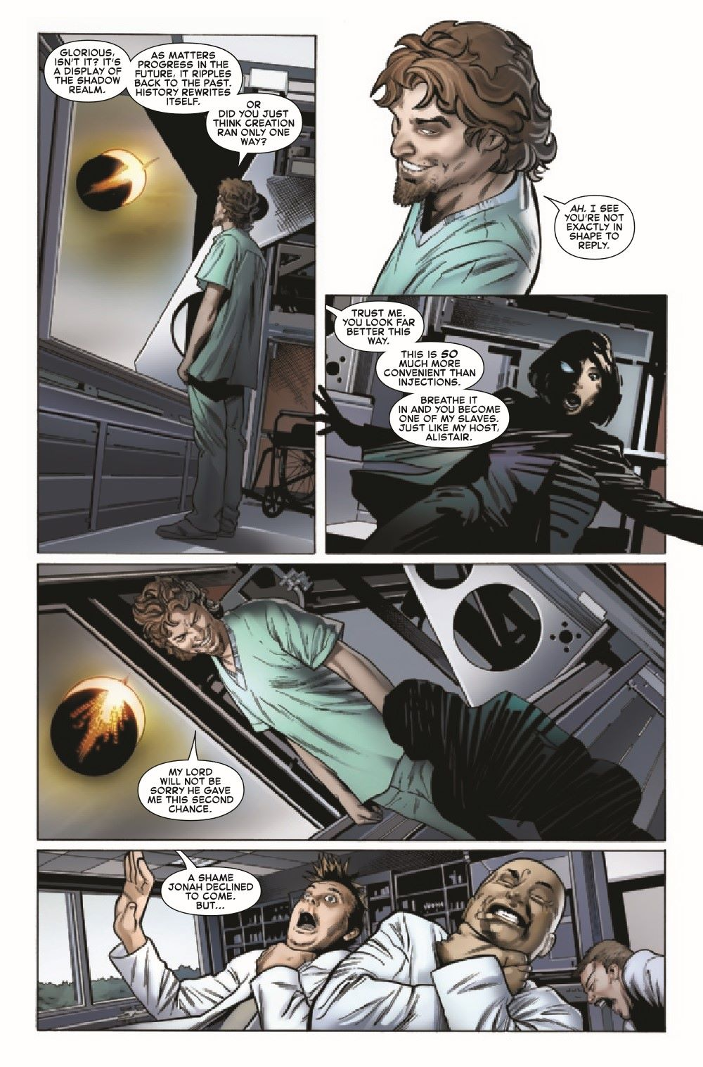 SYMBIOTESMKIB2020001_Preview-5 ComicList Previews: SYMBIOTE SPIDER-MAN KING IN BLACK #1 (OF 5)