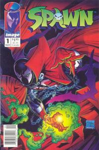 Spawn-1-newsstand-199x300 Hottest Trends 11/27: Wolverine 1982 and Newsstand Editions