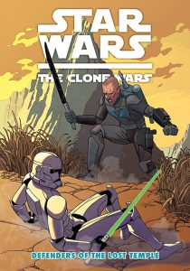Star-Wars-Clone-Wars-Defenders-of-the-Lost-Temple-1-210x300 Star Wars Speculation: What's the Next Big Thing?