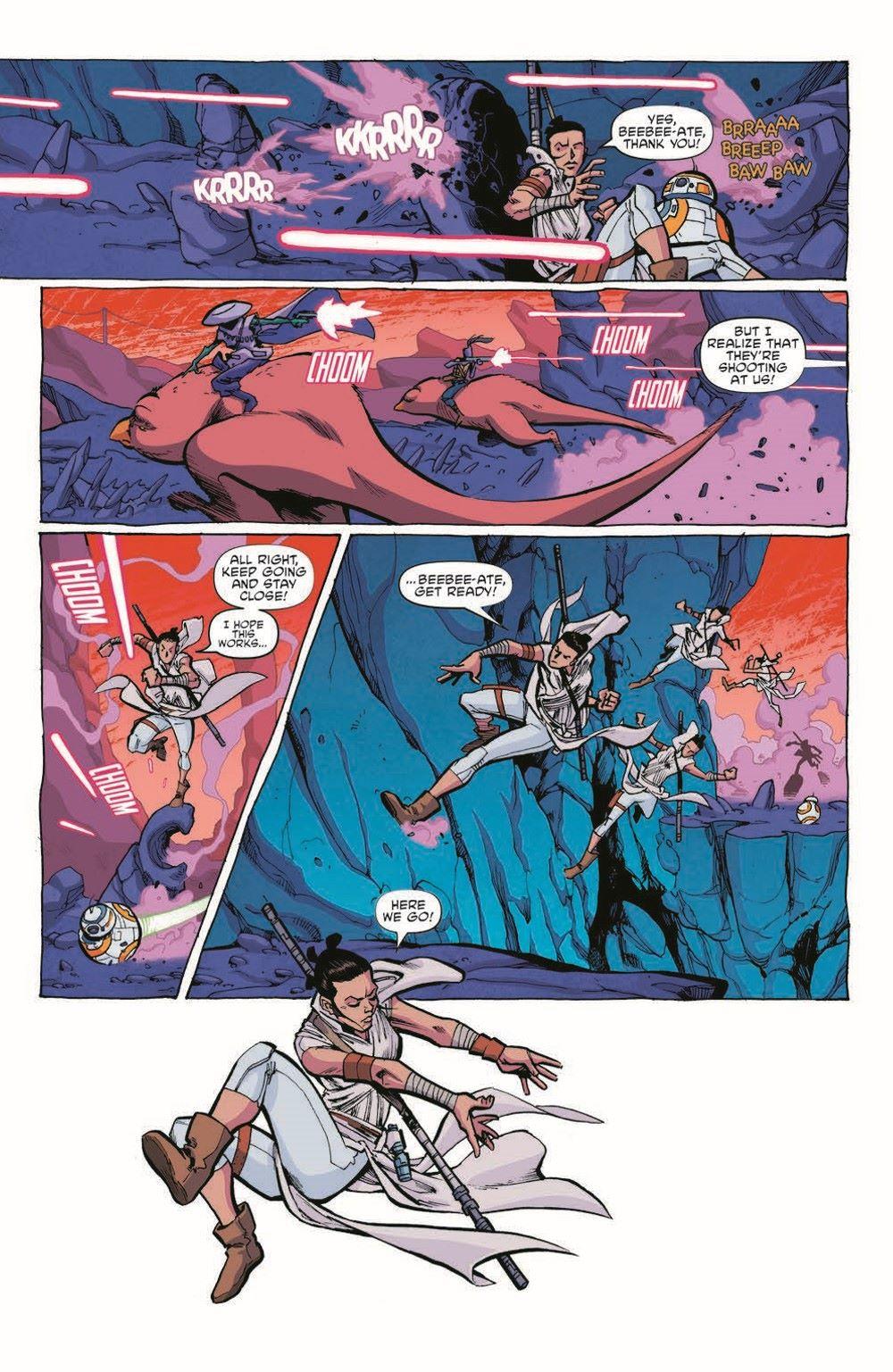 StarWarsAdv02-pr-5 ComicList Previews: STAR WARS ADVENTURES VOLUME 2 #2