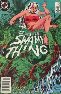 Swamp-Thing-25-195x300 New Rumors Have Constantine Keys Trending