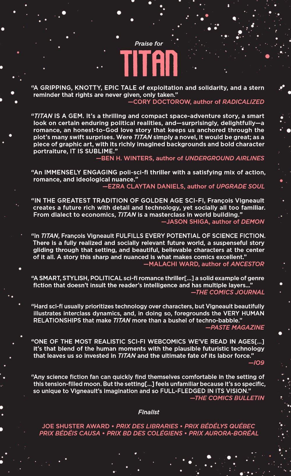 TITAN-REFERENCE-002 ComicList Previews: TITAN GN