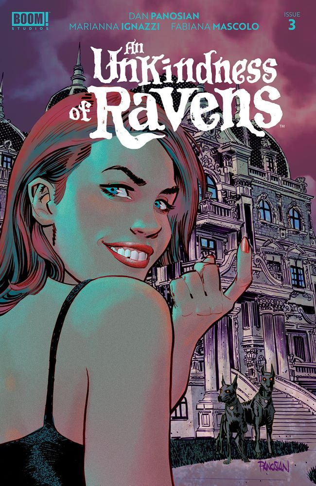 UnkindnessRavens_003_Cover_A_Main ComicList Previews: AN UNKINDNESS OF RAVENS #3 (OF 4)