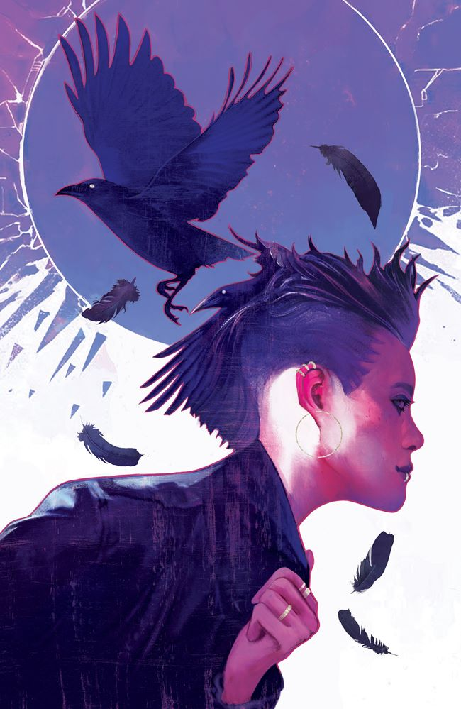UnkindnessRavens_003_Cover_B_Raven ComicList Previews: AN UNKINDNESS OF RAVENS #3 (OF 4)