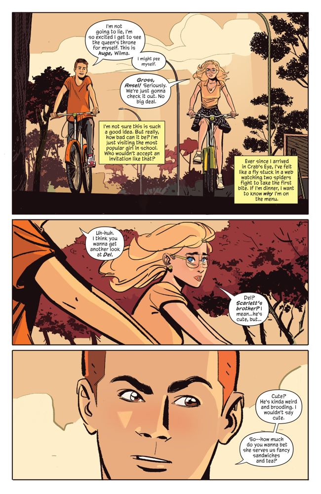 UnkindnessRavens_003_PRESS_7 ComicList Previews: AN UNKINDNESS OF RAVENS #3 (OF 4)