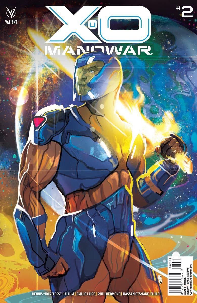 X-O_MANOWAR_02_COVER_A ComicList Previews: X-O MANOWAR #2