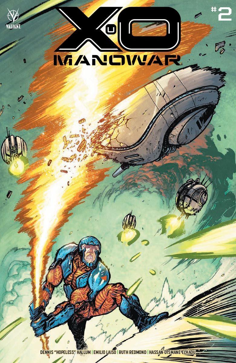 X-O_MANOWAR_02_SWORD_VARIANT ComicList Previews: X-O MANOWAR #2