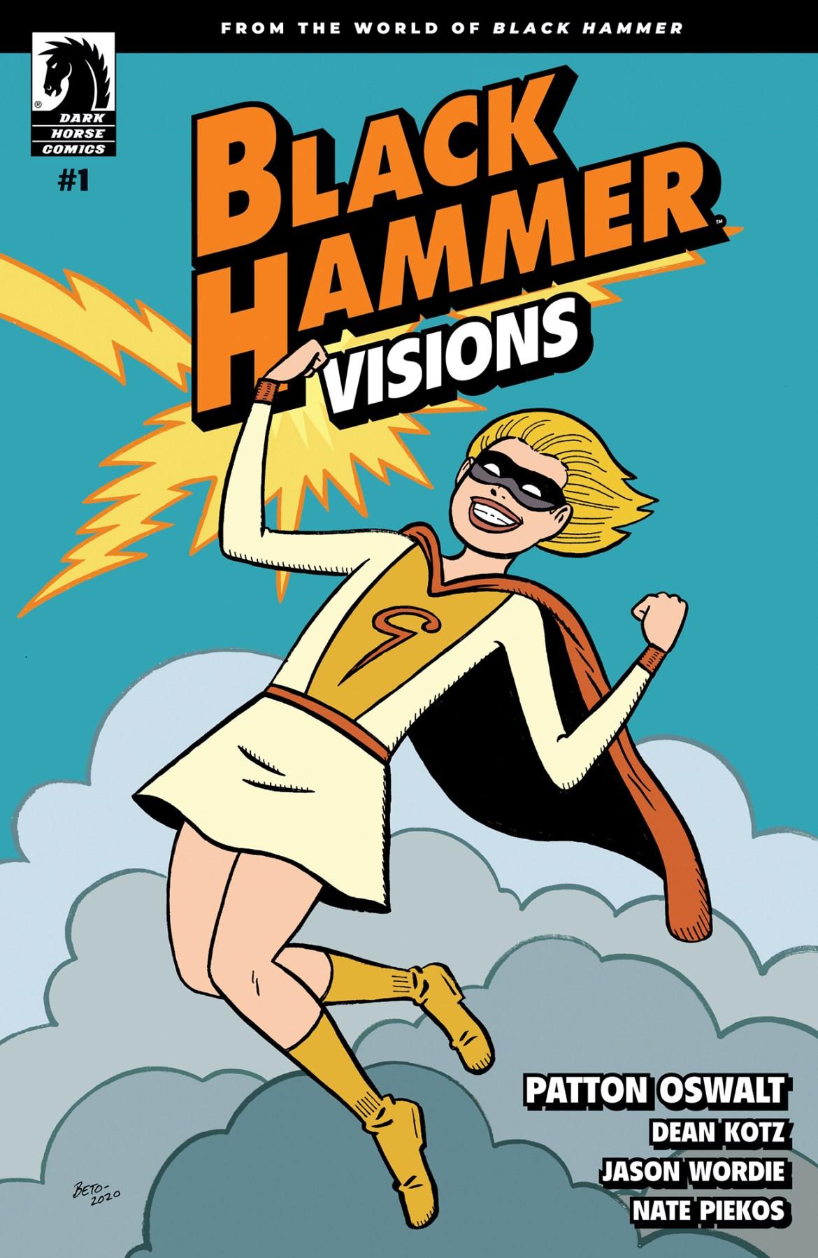 bhvisionsvarcov2 Top comic book creators converge on BLACK HAMMER: VISIONS
