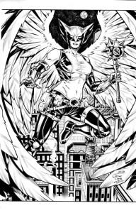 underwood-3-192x300 An Interview with Lebeau Underwood: Comics Inker Extraordinaire!
