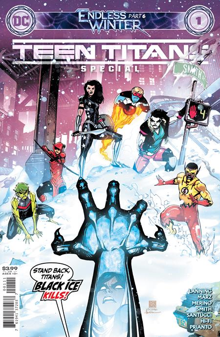 1020DC021 ComicList: New Comic Book Releases List for 12/16/2020 (2 Weeks Out)