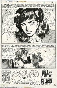 Adventure-Comics-415-Splash-by-Gray-Morrow-197x300 Hawkman #4, Zatanna Debut: Artist Murphy Anderson