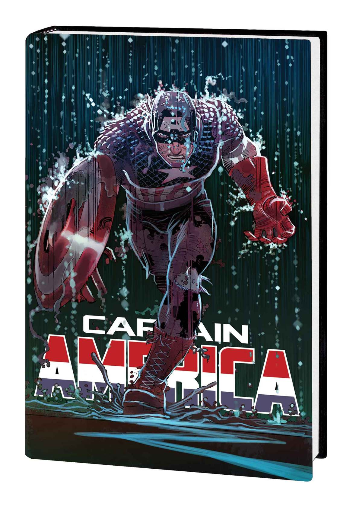 CAPTAM_RR_OMNI_HC_ROMITA Marvel Comics March 2021 Solicitations