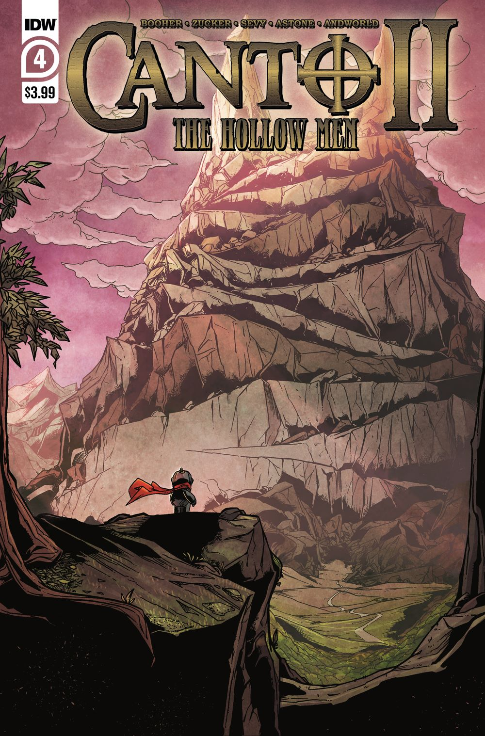 Canto-HM04_cvrA ComicList Previews: CANTO II THE HOLLOW MEN #4 (OF 5)