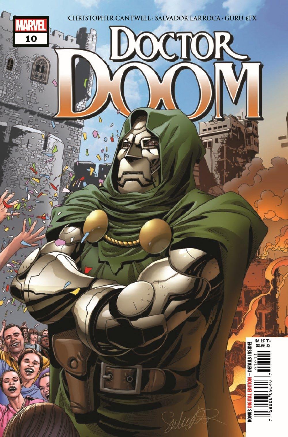 DOOM2019010_Preview-1 ComicList Previews: DOCTOR DOOM #10