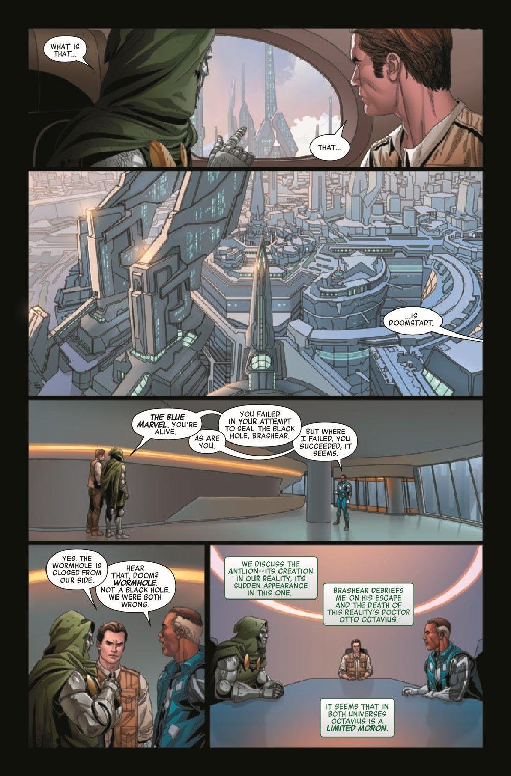 DOOM2019010_Preview-5 ComicList Previews: DOCTOR DOOM #10