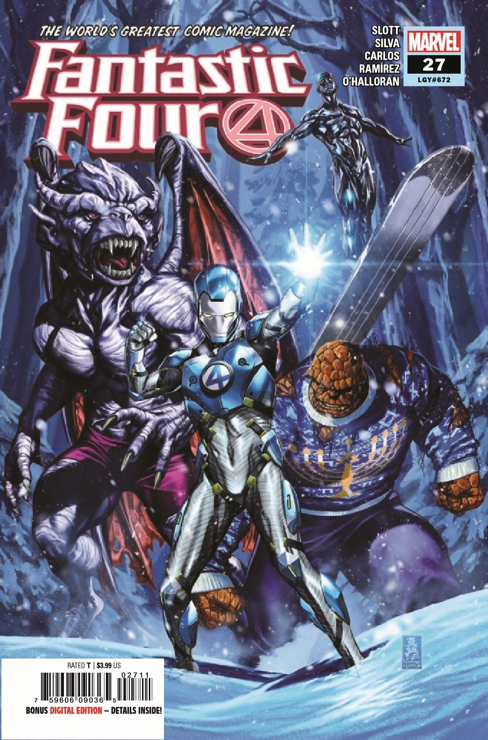 FF2018027_Preview-1 ComicList: New Comic Book Releases List for 12/16/2020