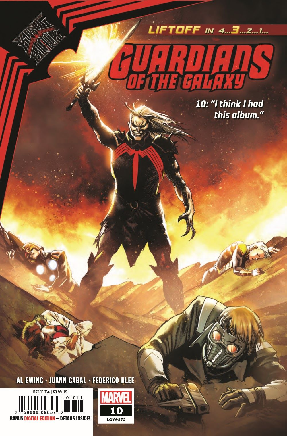 GARGAL2020010_Previews-1-1 ComicList Previews: GUARDIANS OF THE GALAXY #10